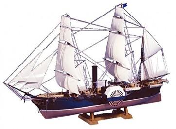 1/150 黒船 (サスケハナ) アオシマ, AOS47101, by アオシマ