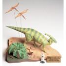 1/35 恐竜 03パラサウロロフス情景セット, , by タミヤ