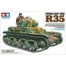 1/35 MM フランス軽戦車 R35 タミヤ, TAM53736, by タミヤ