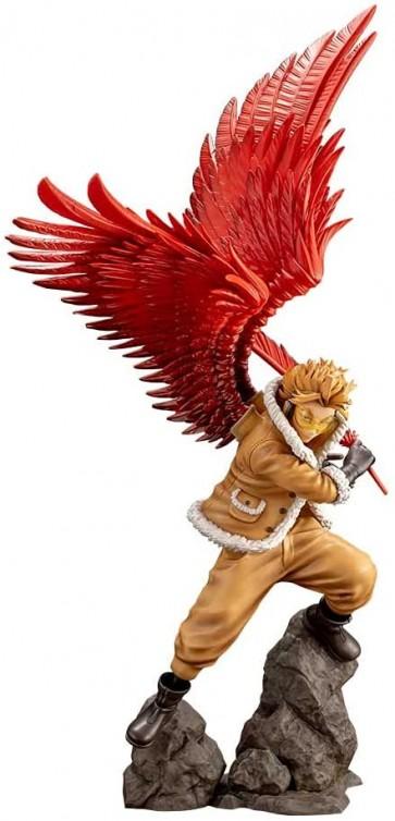 1/8 ARTFX J 僕のヒーローアカデミア ホークス コトブキヤ, KBY34888, by コトブキヤ