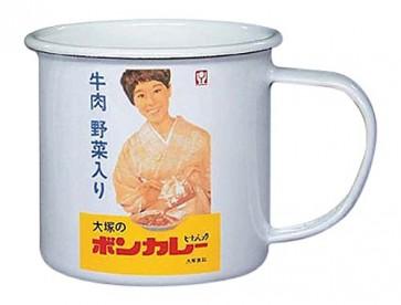 ホーローアートマグ 4 ボンカレー 松山容子(B) アオシマ, AOS73777, by アオシマ