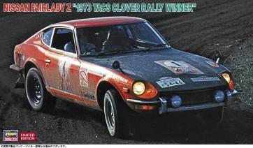 """1/24 ニッサン フェアレディZ""""1973 TACS クローバーラリー ウィナー"""" ハセガワ, HAS05291, by ハセガワ"""