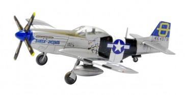 1/144 P-51Dマスタング 太平洋戦線・第5航空軍 (2機セット) プラッツ, PLZ62588, by プラッツ