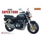 1/12 ネイキッドバイク 9 ホンダ CB400SF(ブラック) アオシマ, , by アオシマ