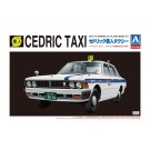 1/24 430セドリックセダン 200STD 個人タクシー, , by アオシマ