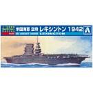 1/2000 ワールドネイビー 5 アメリカ海軍 空母 レキシントン 1942  アオシマ, , by アオシマ