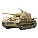 1/48 ドイツIV号戦車J型, , by タミヤ