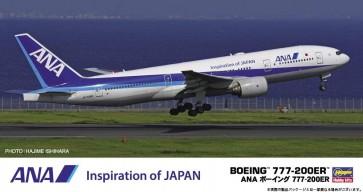 1/200 ANA ボーイング 777-200ER ハセガワ, HAS08417, by ハセガワ