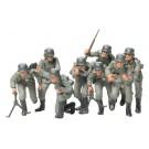 1/35 MM ドイツ歩兵「突撃」セット, , by タミヤ