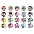 トレーディングバッジコレクション ボーイフレンドきらめき☆ノート SAKURAI ver. 1BOX 20個入り コトブキヤ, , by コトブキヤ