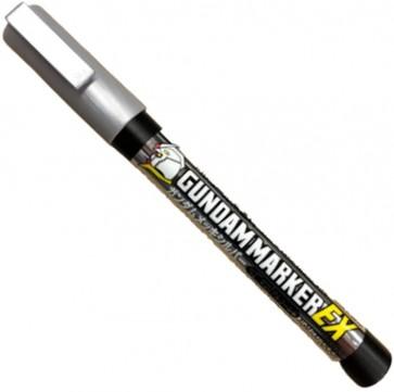 ガンダムマーカーEX ガンダムメッキシルバー, GSI506105, by GSIクレオス