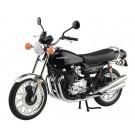 1/12 完成品バイク KAWASAKI 900Super4 (Z1) ブラック アオシマ, , by アオシマ