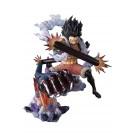 フィギュアーツZERO ONE PIECE モンキー・D・ルフィ ギア4 -スネイクマン・王蛇- バンダイ, , by バンダイ