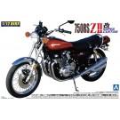 1/12 バイク 6 カワサキ ZII改スーパーカスタム アオシマ, , by アオシマ