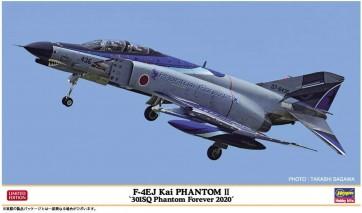 1/72 F-4EJ改 スーパーファントム 301SQ ファントム フォーエバー 2020 ハセガワ, HSG02355, by ハセガワ