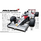 1/20 グランプリシリーズNo.25 マクラーレン・ホンダ MP4/6 1991年(ブラジルGP/サンマリノGP/日本GP)特別仕様 (日本GP 純正エッチング付き) フジミ, , by フジミ