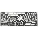 1/48九五式水上偵察機 ディテールアップ エッチングパーツ, , by ハセガワ