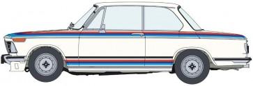 1/24 BMW 2002 tii w/チンスポイラー ハセガワ, HSG20458, by ハセガワ