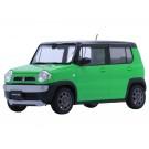 1/24 車NEXT スズキ ハスラー (G/ポジティブグリーンメタリック) フジミ, FUJ66226, by フジミ