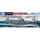 1/700  ウォーターライン 456 日本海軍 駆逐艦 初霜 1945 アオシマ, , by アオシマ