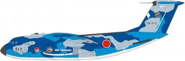 """1/144 航空自衛隊 C-1 輸送機 第402飛行隊 航空自衛隊50周年記念塗装機 """"ブルー迷彩"""" プラッツ, PLZ77742, by プラッツ"""