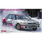 1/24 ハセガワ限定商品 スバル レガシィ RS 1991 スウェディッシュラリー ハセガワ, HAS04324, by ハセガワ