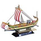 オールドタイムシップス No.02 ローマの軍船 アオシマ, , by アオシマ
