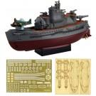 ちび丸艦隊 伊400型潜水艦 2隻セット特別仕様(エッチングパーツ&木甲板シール付き) フジミ, FUJ22978, by フジミ