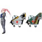 たまごヒコーキ F-4 ファントムII 301SQ&501SQ ファイナルイヤー 2020 ハセガワ, HAS05190, by ハセガワ
