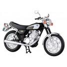 スカイネット 1/12 YAMAHA SR400&500 グリタリングブラック アオシマ, , by アオシマ