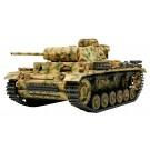 1/48 ドイツ3号戦車L型, , by タミヤ