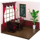 ねんどろいどプレイセット #09 喫茶店Aセット ファット・カンパニー, , by ファット・カンパニー