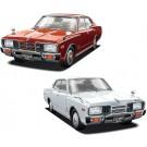 1/24 ザ・モデルカー No.53 ニッサン P332 セドリック/グロリア 4HT280E ブロアム 1978 アオシマ, AOS58770, by アオシマ