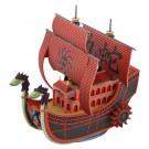 ワンピース偉大なる船(グランドシップ)コレクション06 九蛇海賊船, , by バンダイ