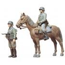 1/35 MM ドイツ乗馬セット, , by タミヤ