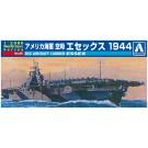 1/2000 ワールドネイビー 6 アメリカ海軍 空母 エセックス 1944   アオシマ, , by アオシマ