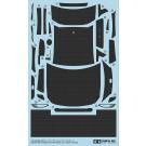 1/24 ディテールアップパーツシリーズ スバル BRZ ドレスアップデカールセット (カーボンパターン) タミヤ, , by タミヤ