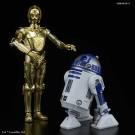 1/12 C-3PO & R2-D2  スター・ウォーズ/最後のジェダイ バンダイ, , by バンダイ