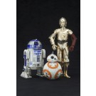 1/10 ARTFX+ R2-D2&C-3PO with BB-8, , by コトブキヤ