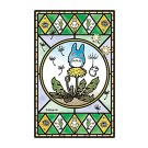 ジグソーパズル 126ピース フロストアートジグソー となりのトトロ たんぽぽ咲く日 (10x14.7cm) エンスカイ, , by エンスカイ