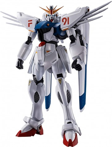ROBOT魂 機動戦士ガンダムF91 <SIDE MS> ガンダムF91 EVOLUTION-SPEC バンダイ, BAN89521, by バンダイ