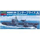 1/2000 ワールドネイビー 7 アメリカ海軍 空母 エンタープライズ  アオシマ, , by アオシマ
