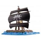 ワンピース偉大なる船11 マーシャル・D・ティーチの海賊船, , by バンダイ