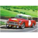 1/24 ザ・モデルカー No.SP BLMC G/HM4 MG-B CLUB RALLY Ver. '66 ザ・モデルカーアオシマ, AOS61268, by アオシマ