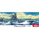 1/500 日本海軍超弩級戦艦 大和 レイテ海戦時 特別仕様(エッチングパーツ・金属砲身付き) フジミ, , by フジミ