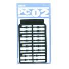 オプションシステム シリーズ PC-02(ポリキャップ 2mm) OP381 ウェーブ, , by ウェーブ