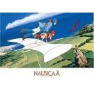 ジグソーパズル 500ピース 風の谷のナウシカ 風に乗って (38x53cm) エンスカイ, , by エンスカイ