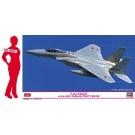 1/72 ハセガワ限定商品 F-15J イーグル w/J.A.S.D.F. 女性パイロットフィギュア ハセガワ, HAS23253, by ハセガワ