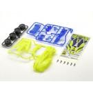 ミニ四駆特別企画 ロードスピリット ボディパーツセット ナイトネオンカラーエディション タミヤ, TAM56371, by タミヤ