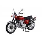 スカイネット 1/12 完成品バイク Honda CB750FOUR (K0) キャンディレッド アオシマ, , by アオシマ